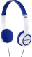 Наушники Thomson HED1105BL blue white